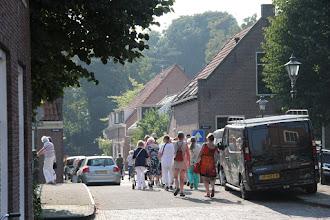 Photo: De terugtocht door Monnickendam