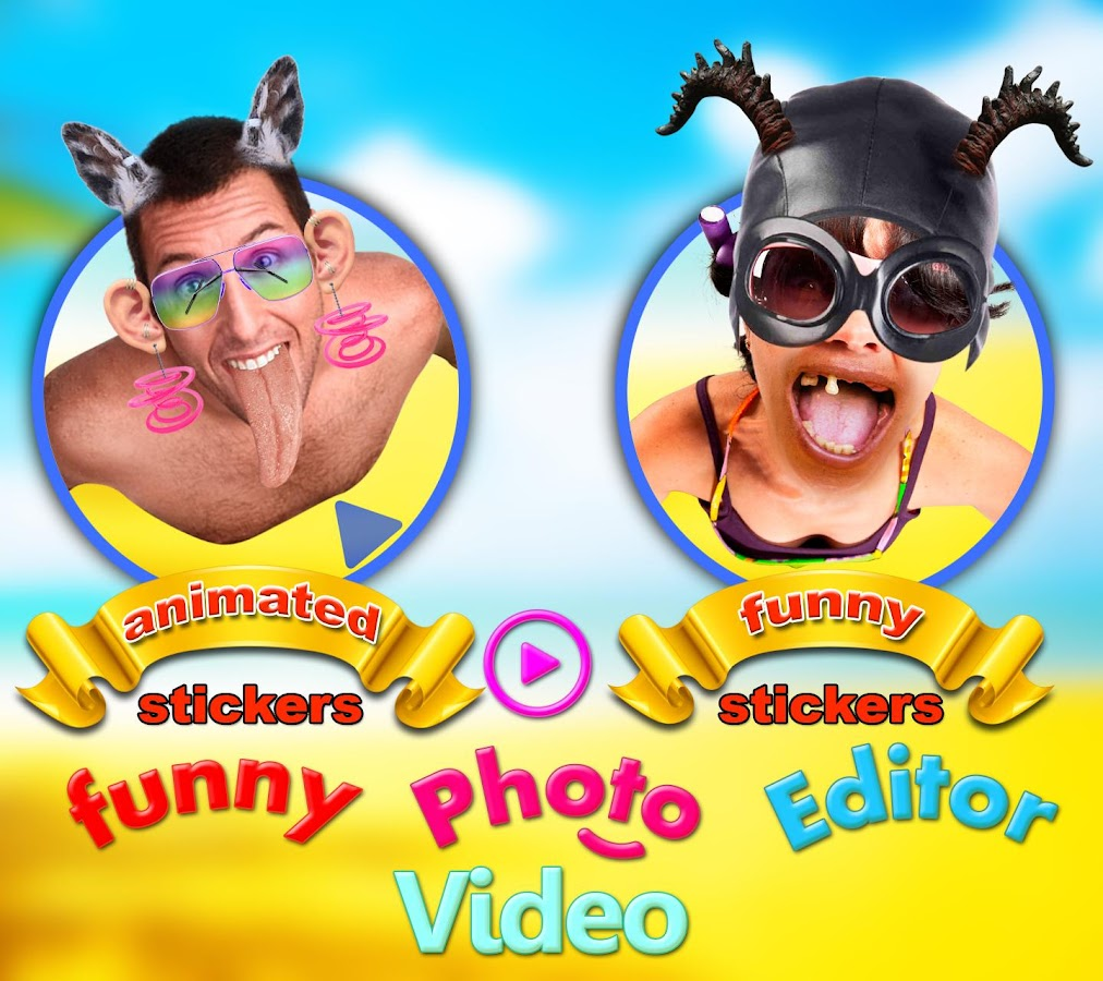 Funny Photo Editor Video Apl Android Di Google Play