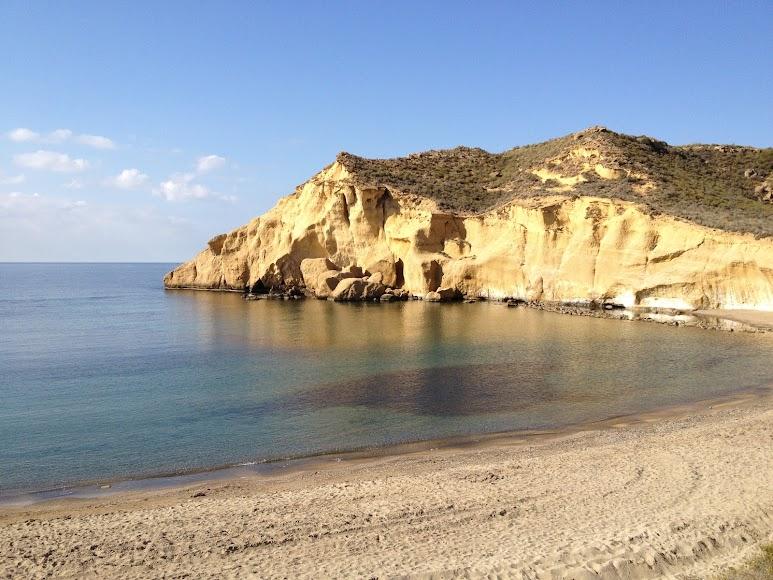 Pulpí, playa de los Cocedores, San Juan de los Terreros.