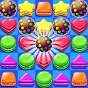 cookie crush puzzle icon