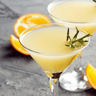 Rosemary Citrus Gin & Tonic.