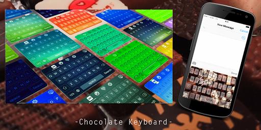 Chocolate Keyboard