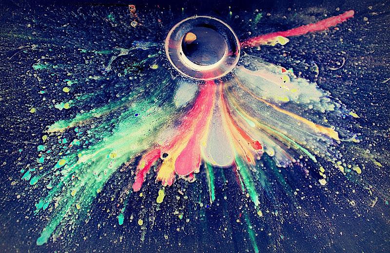 I colori se ne vanno di yuna57