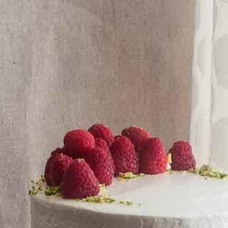 GF Pistachio Raspberry Cake & FBS 2014 Recap