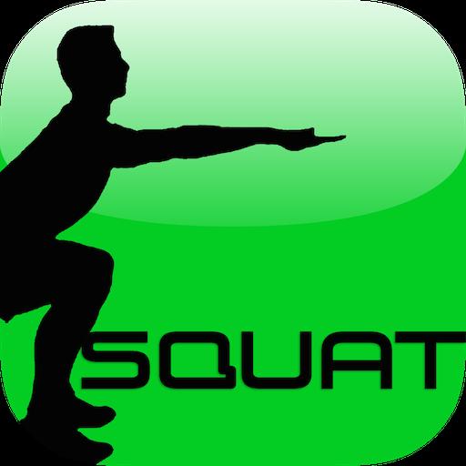 健康のスクワット運動チャレンジ LOGO-記事Game