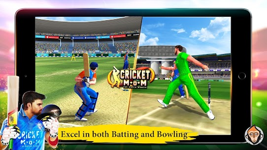 Cricket Man Of the Match : Player Career App Download For Android 4
