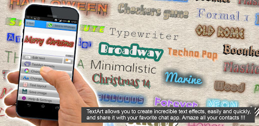 TextArt ★ Cool Text creator APK