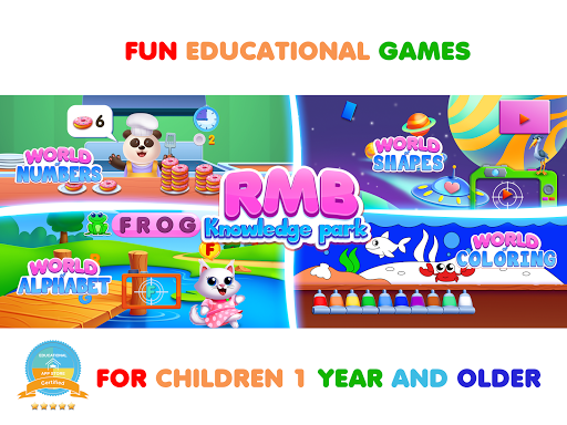 Toddler Learning Games Smart Shapes And Colors  screenshots 9
