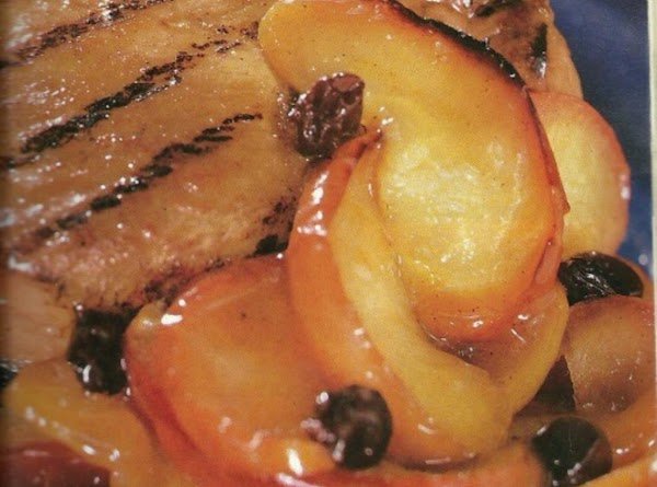 Grilled Honey Maple Pork Chops Recipe