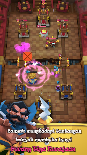Game Perang Royale - Clash Of ThreeKing  screenshots EasyGameCheats.pro 2