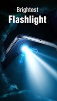 screenshot of High-Powered Flashlight - Super Bright LED Light