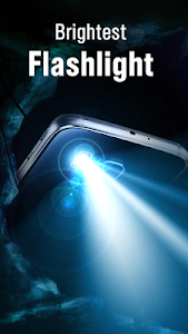 High-Powered Flashlight screenshot 0