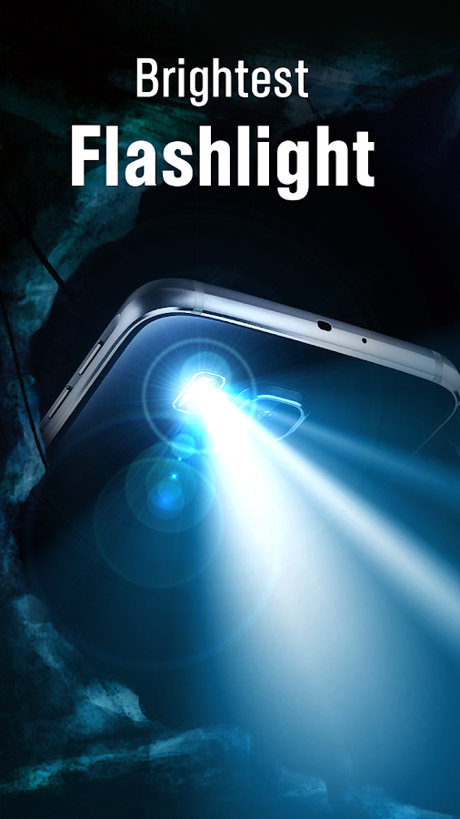 High-Powered Flashlight- screenshot