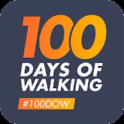 100 Days of Walking Challenge (100DOW)