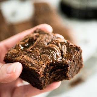 Cold Brew Coffee Brownies
