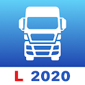 LGV Theory Test 2020 - Practice for HGV Drivers icon