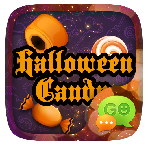 (FREE) GO SMS HALLOWEEN CANDY THEME