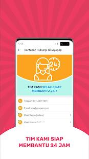 App Ayopop - Pulsa, PLN, Paket Data, BPJS, PDAM APK for Windows Phone