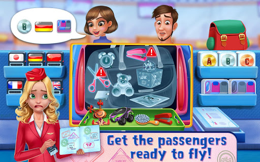 Sky Girls - Flight Attendants 1.0.3 screenshots 12