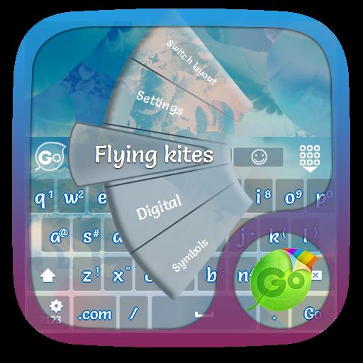 放风筝 GO Keyboard 個人化 App LOGO-硬是要APP