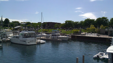 Photo: Charlevoix, MI, 360 degree shot from Why Knot