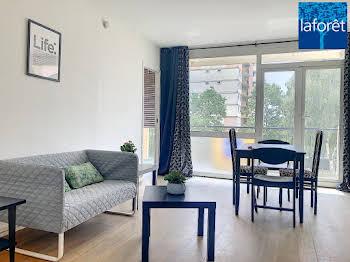 Appartement meublé 4 pièces 65,17 m2