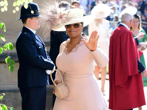 Celebrities At Royal Wedding.Oprah Clooneys And Beckhams Among Celebrities At Royal Wedding