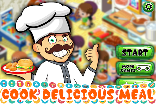 Crazy Cooking Chef - Cooking Kitchen Chef Game 1.0.2 screenshots 1