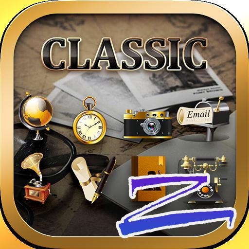 Classic - ZERO Launcher theme