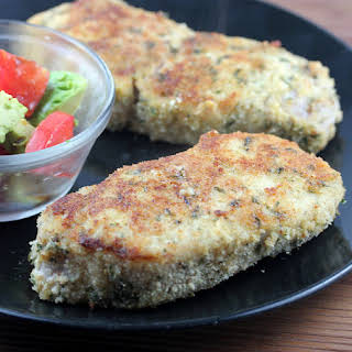 Italian Breaded Pork Chops.