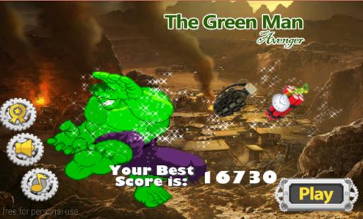 The Green Man Avenger