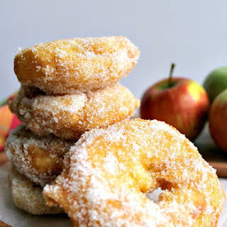 Apple Fritters With No Eggs Recipes.