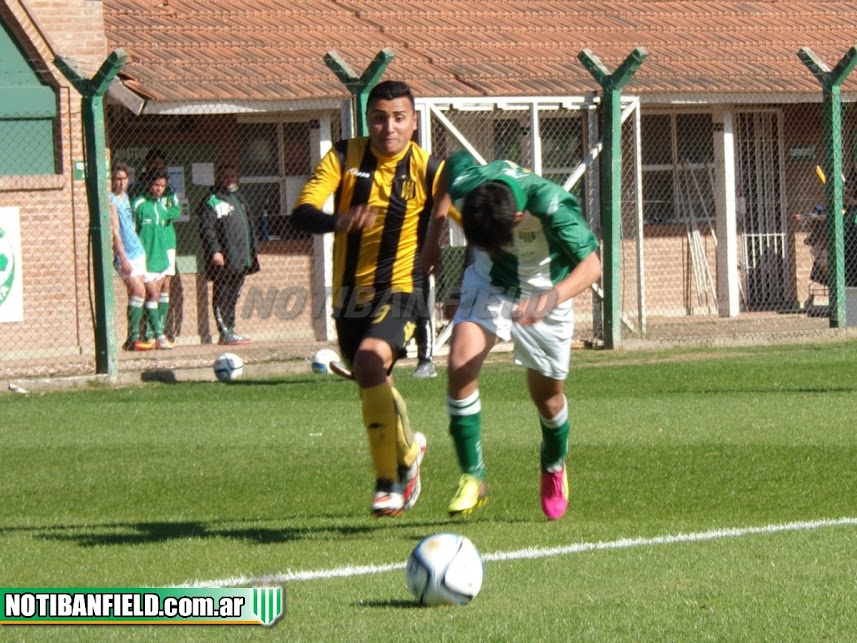 NOTI BANFIELD INFERIORES VS OLIMPO 2016