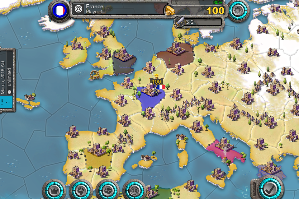 Age of Conquest IV- screenshot
