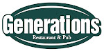 Logo for GENERATIONS RESTAURANT & PUB