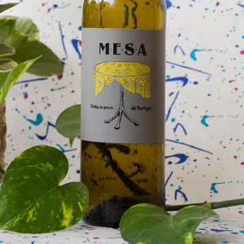 M.E.S.A., Vinho Branco, '18, PT
