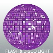 Flash & Disco Light
