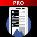 Dark Mode Theme PRO for Facebook icon