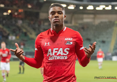 L'AZ Alkmaar tient une véritable pépite dans ses rangs avec Myron Boadu