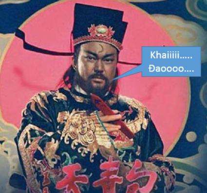 Bao Cong khai dao