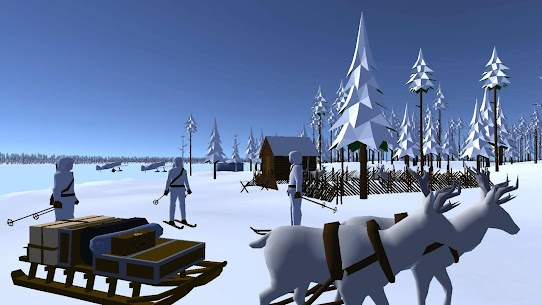 Winter War Mod Apk Download For Android and Iphone 5
