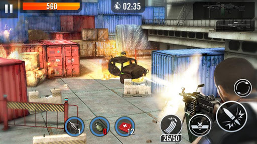Elite Killer: SWAT  screenshots 11