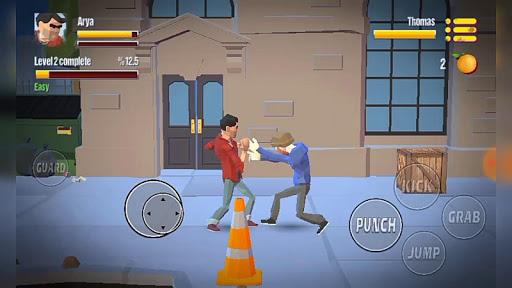 City Street Fighter u2013 Real Gangster Street Fight 1.4 screenshots 2