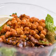 The Kale Caesar Salad