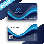 Business Card Maker: Visiting Card Maker 2020