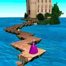 Princess Run to Temple icon