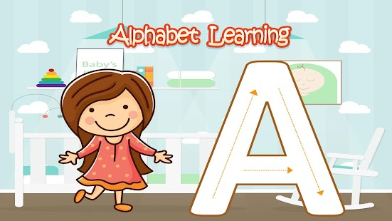 Alphabet Tracing Game for Kids screenshot 2