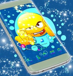 Spouštěč s motivem Emoji - náhled