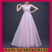Women Party Dress icon