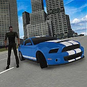 Crime City Street Driving 3D